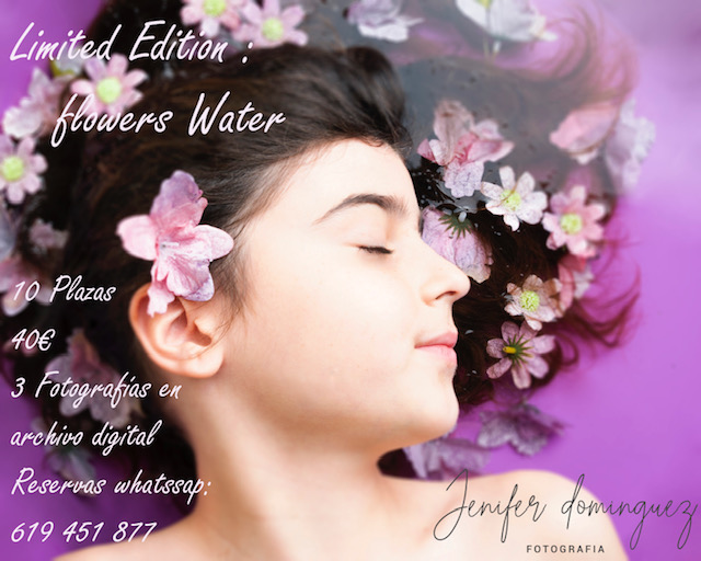 Limited Edition: Flowers Water